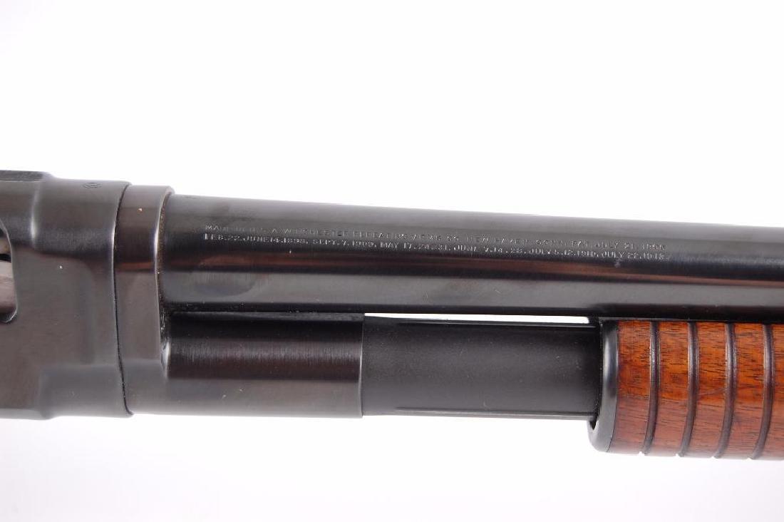 Winchester Model 12 12GA Pump Action Shotgun - 5