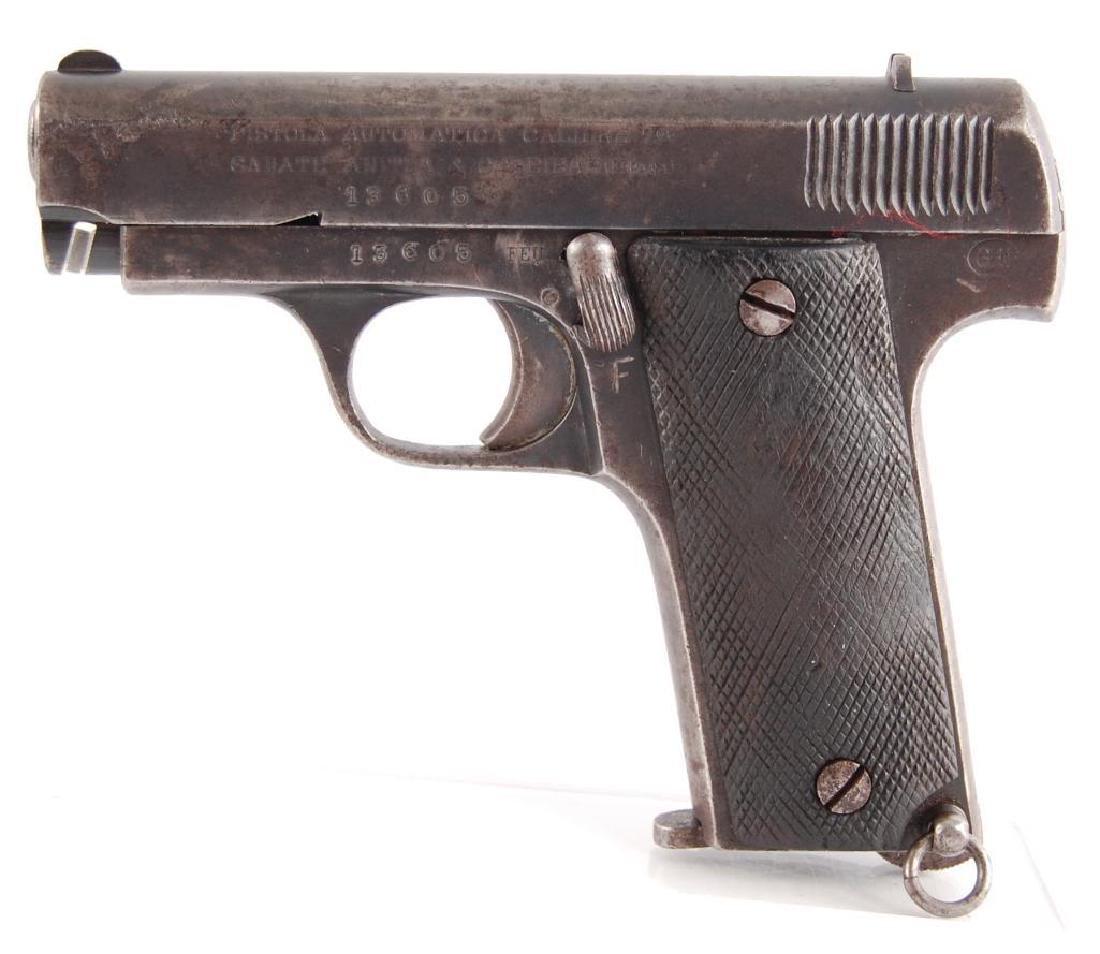 Garate Anitua & Cia-Eibar 7.65 Semi Automatic Pistol