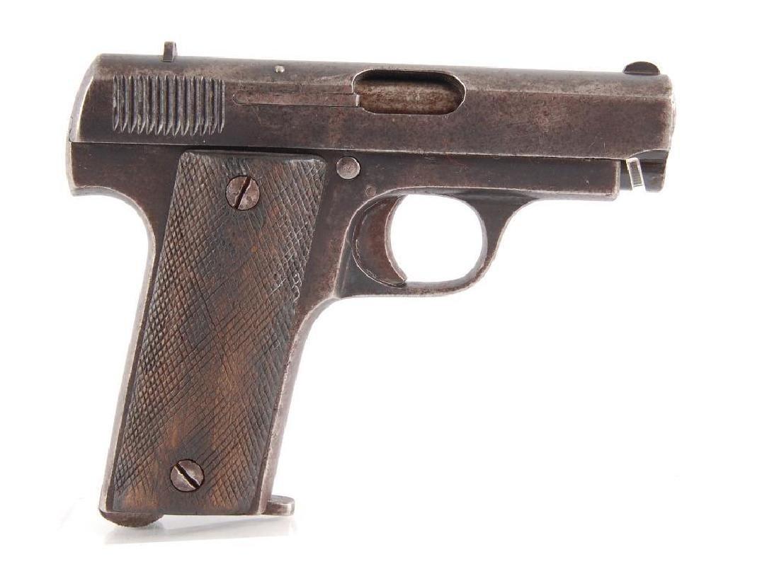 Garate Anitua & Cia-Eibar 7.65 Semi Automatic Pistol - 3