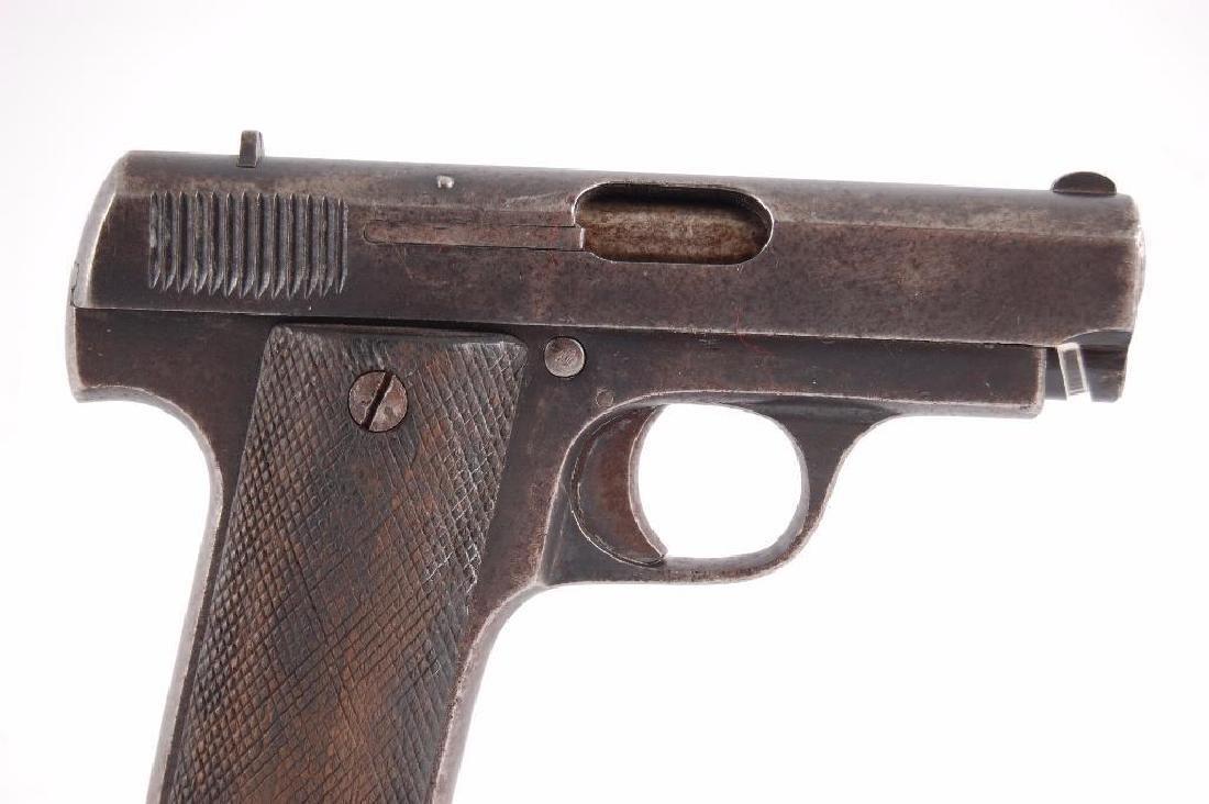 Garate Anitua & Cia-Eibar 7.65 Semi Automatic Pistol - 4