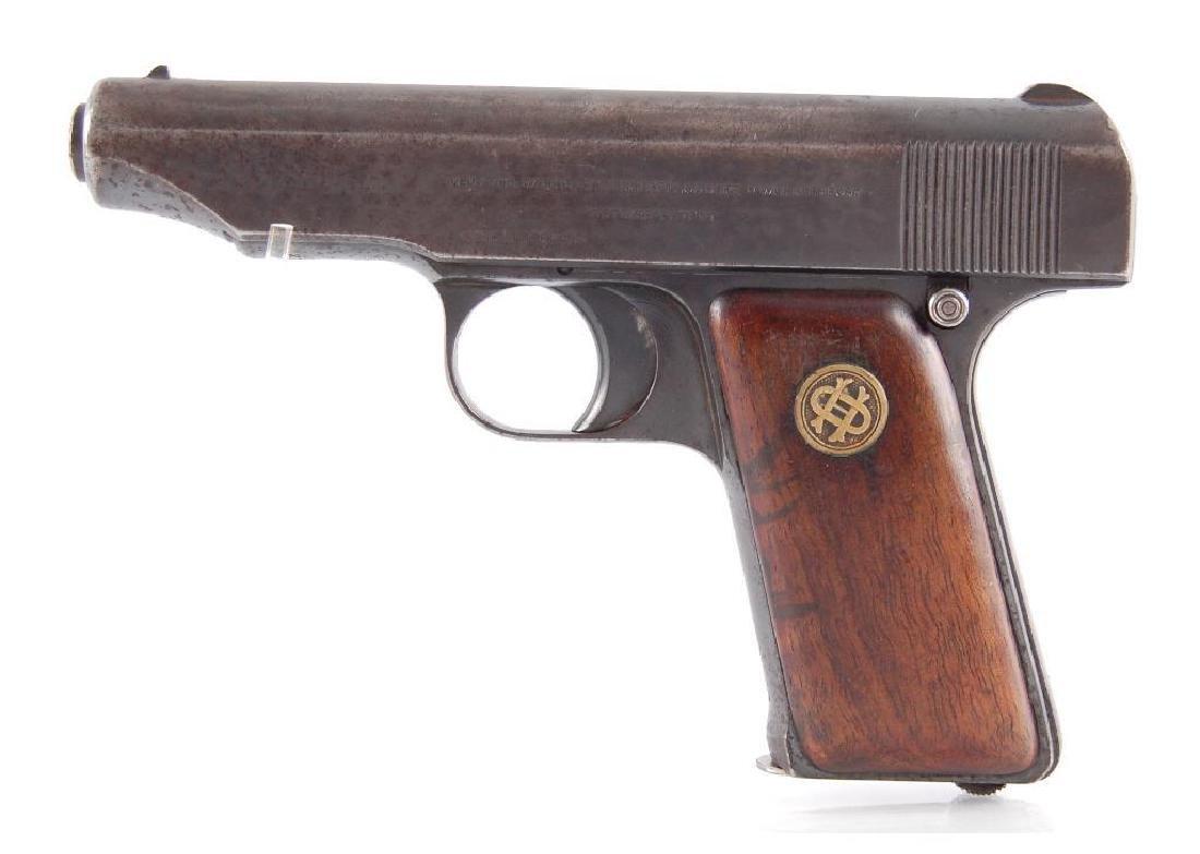 Ortgies Deutsche Werke 7.65mm Semi Automatic Pistol