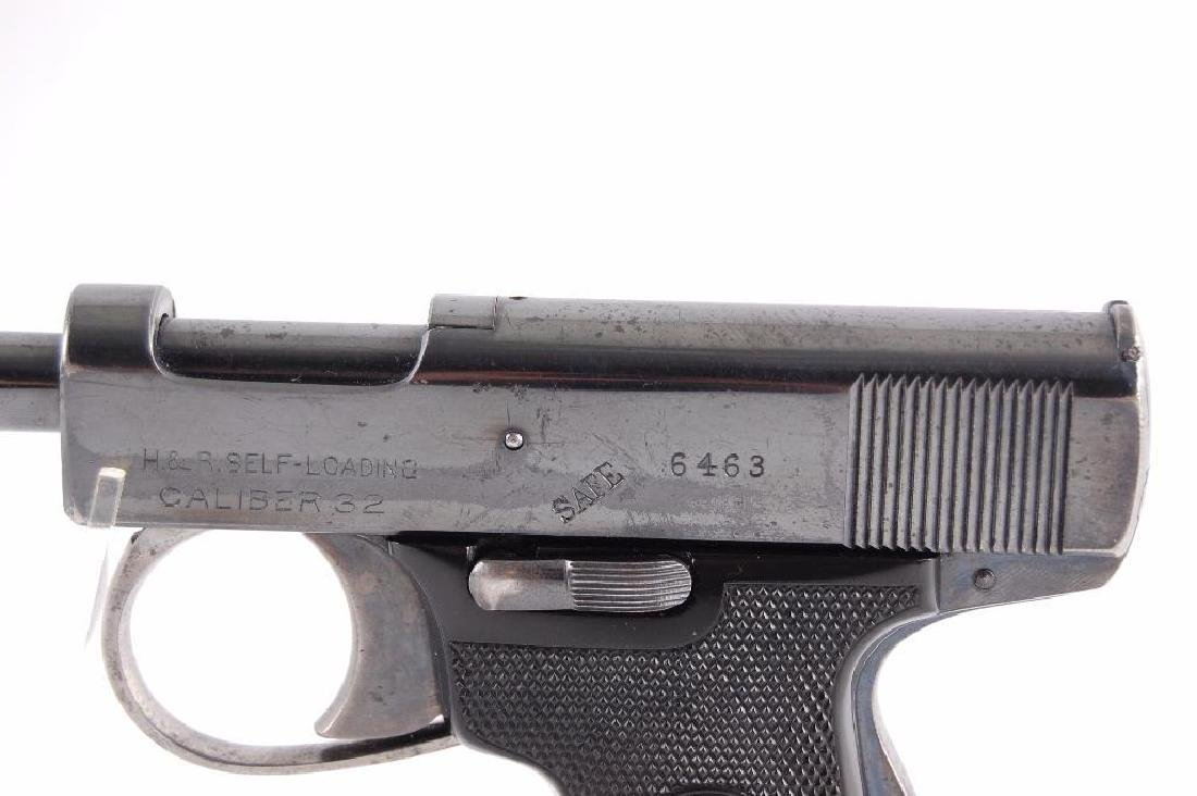 Harrington & Richardson Inc. Webley Style Semi - 2