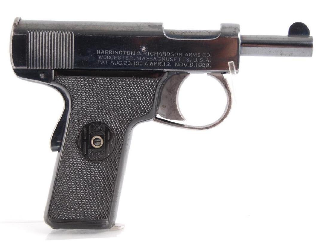 Harrington & Richardson Inc. Webley Style Semi - 3
