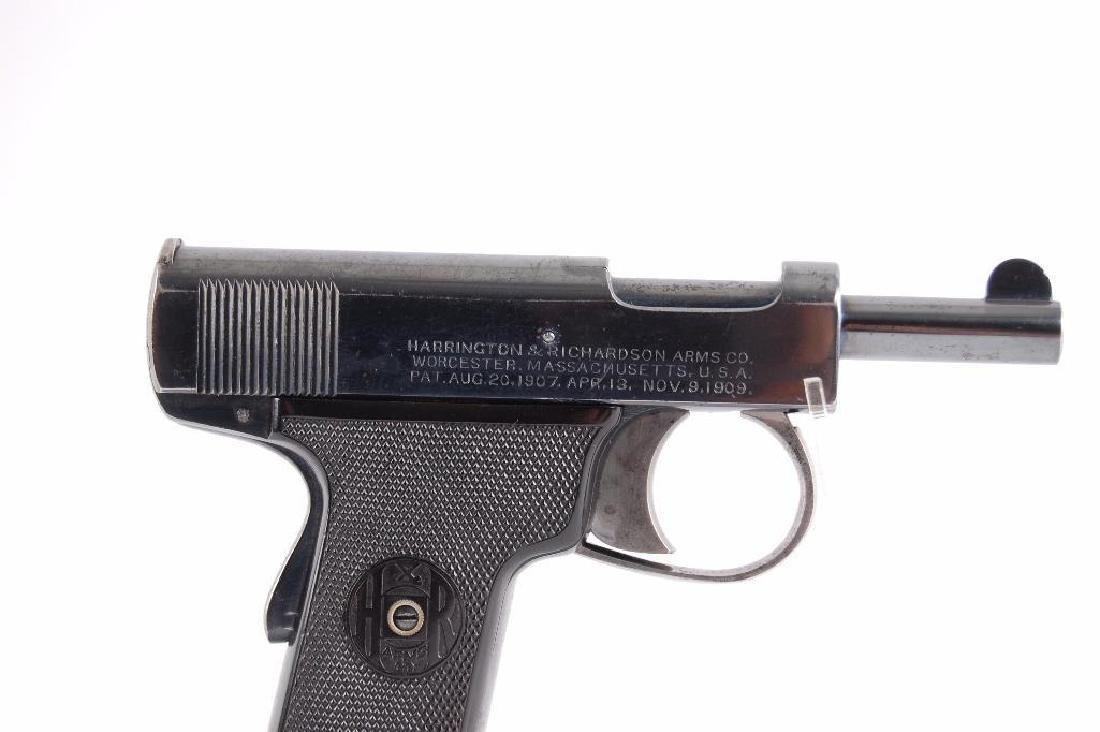 Harrington & Richardson Inc. Webley Style Semi - 4
