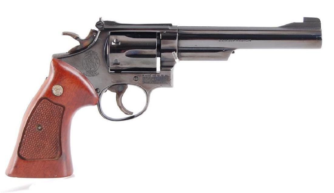 Smith & Wesson Model 19-3 357 Magnum Revolver with