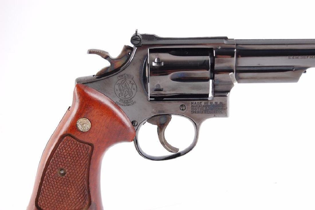 Smith & Wesson Model 19-3 357 Magnum Revolver with - 2