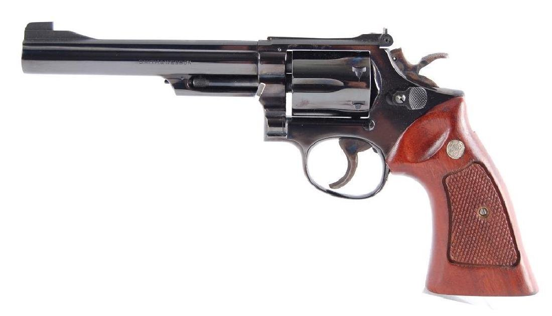 Smith & Wesson Model 19-3 357 Magnum Revolver with - 3