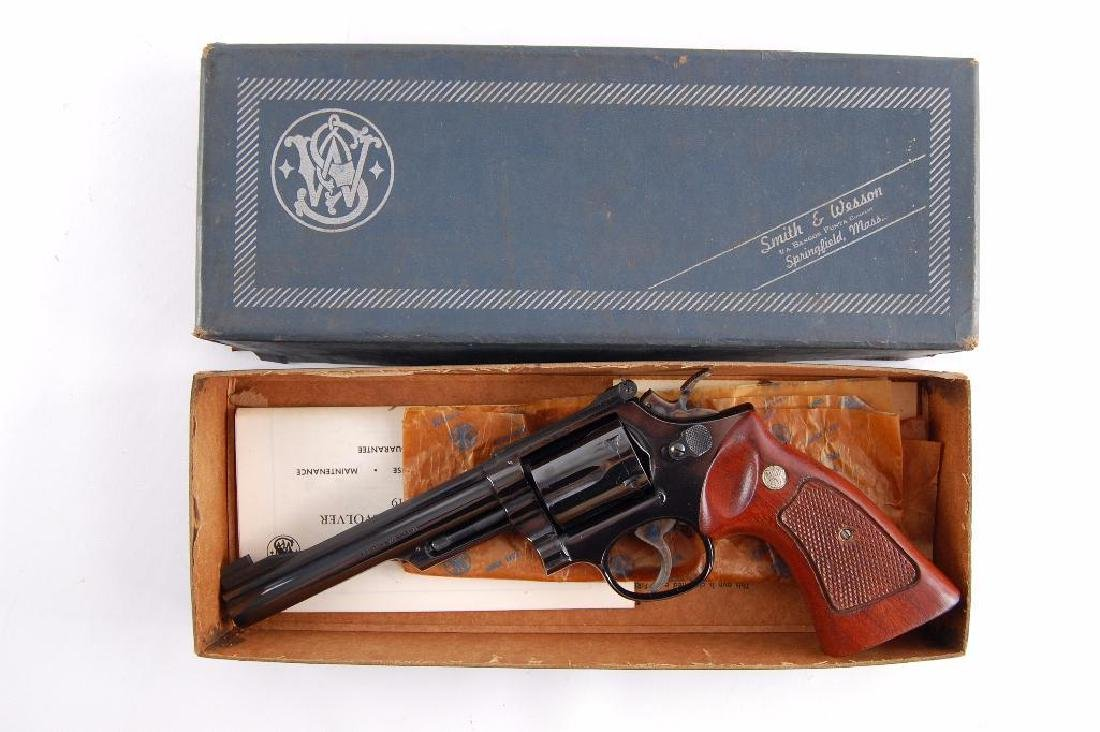 Smith & Wesson Model 19-3 357 Magnum Revolver with - 5