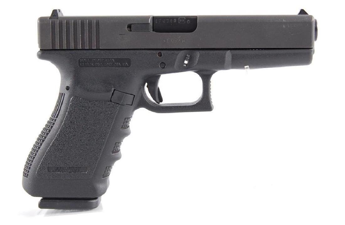 Glock Model 21 45 Auto Semi Automatic Pistol with