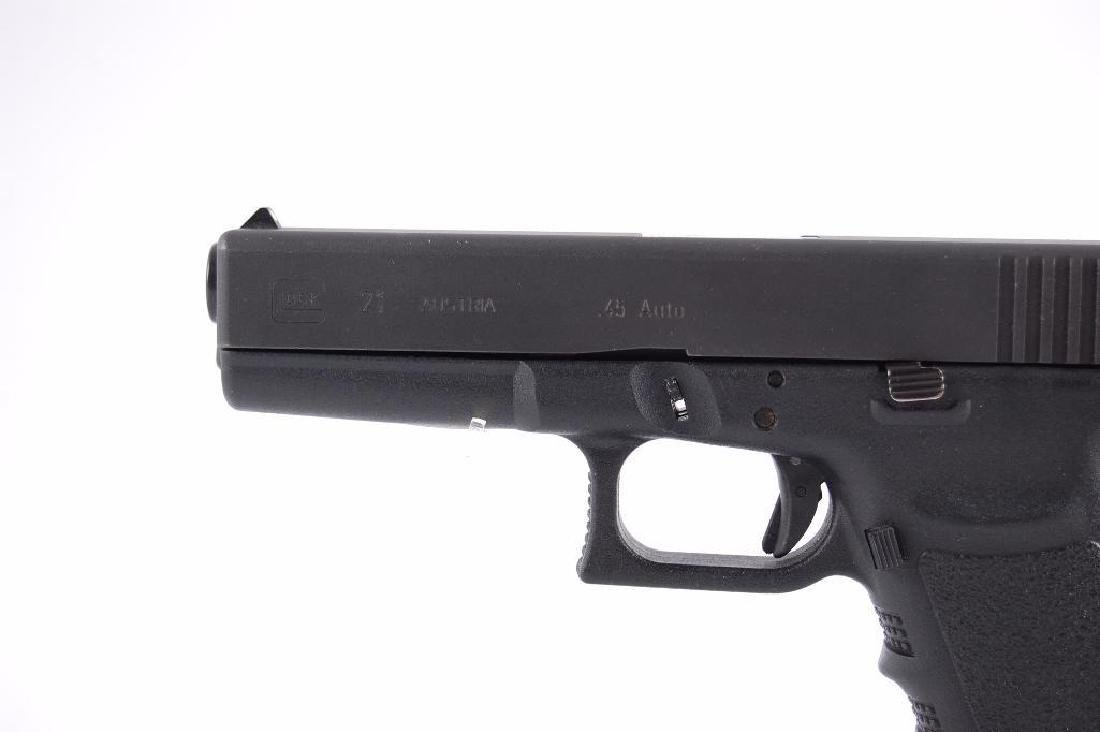 Glock Model 21 45 Auto Semi Automatic Pistol with - 4