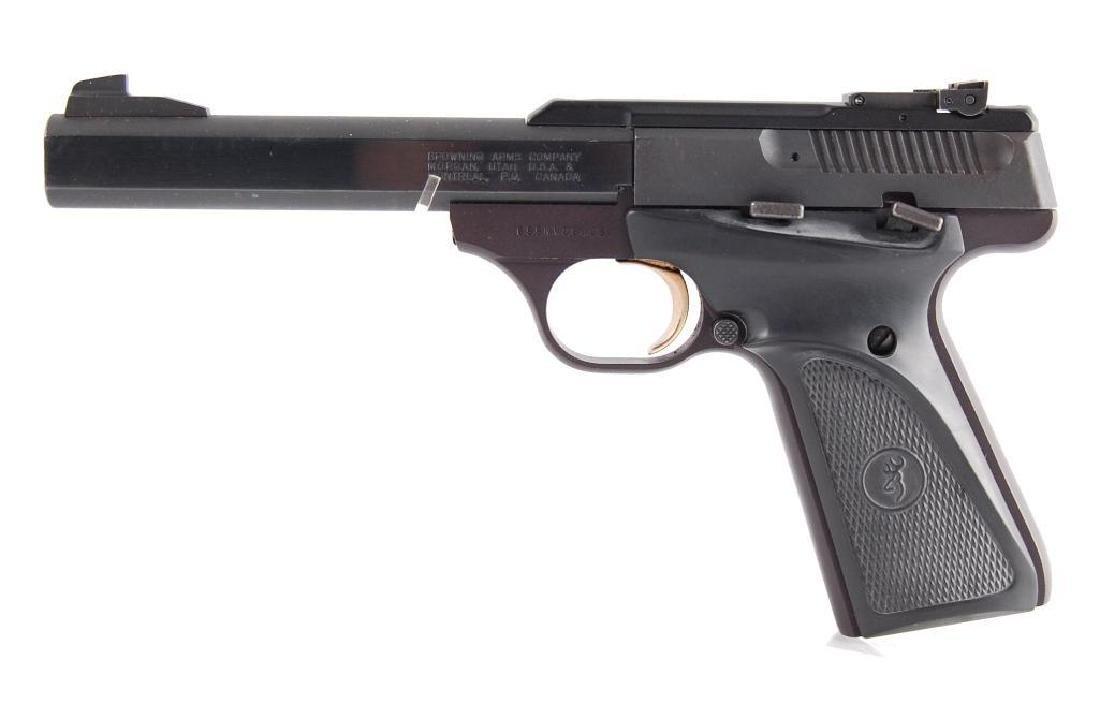 Browning Buck Mark .22 LR Semi Automatic Target Pistol