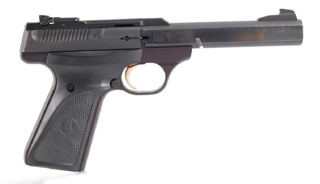 Browning Buck Mark .22 LR Semi Automatic Target Pistol - 3