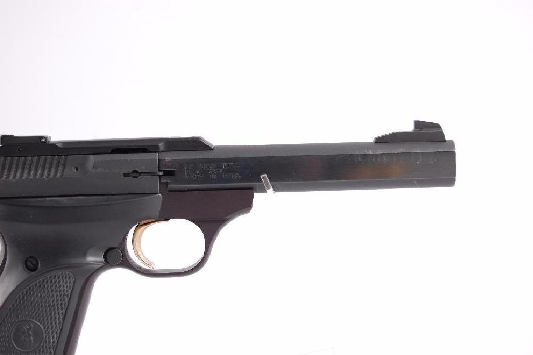 Browning Buck Mark .22 LR Semi Automatic Target Pistol - 4