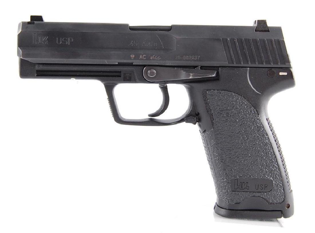 Heckler & Koch USP .45 Auto Semi Automatic Pistol with