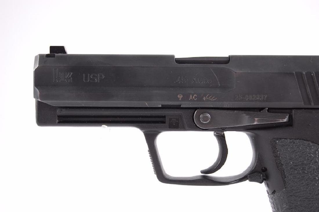 Heckler & Koch USP .45 Auto Semi Automatic Pistol with - 2