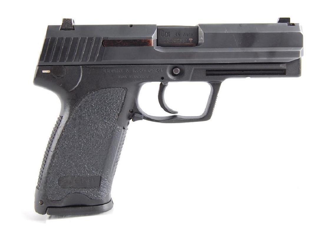 Heckler & Koch USP .45 Auto Semi Automatic Pistol with - 3