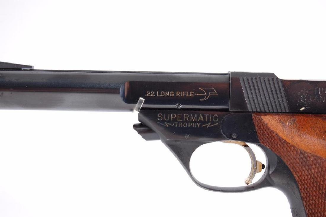High Standard Supermatic Trophy .22 LR Semi Automatic - 2
