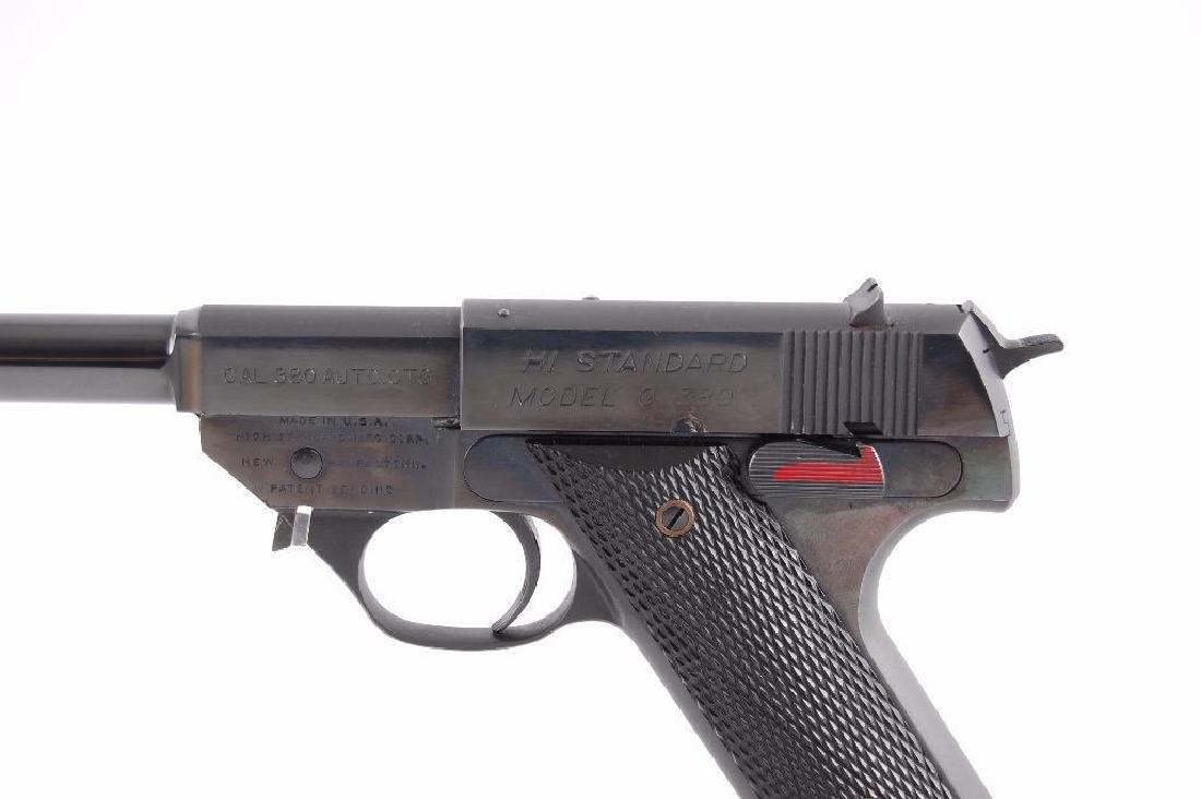 High Standard Model G .380 Cal. Semi Automatic Pistol - 2