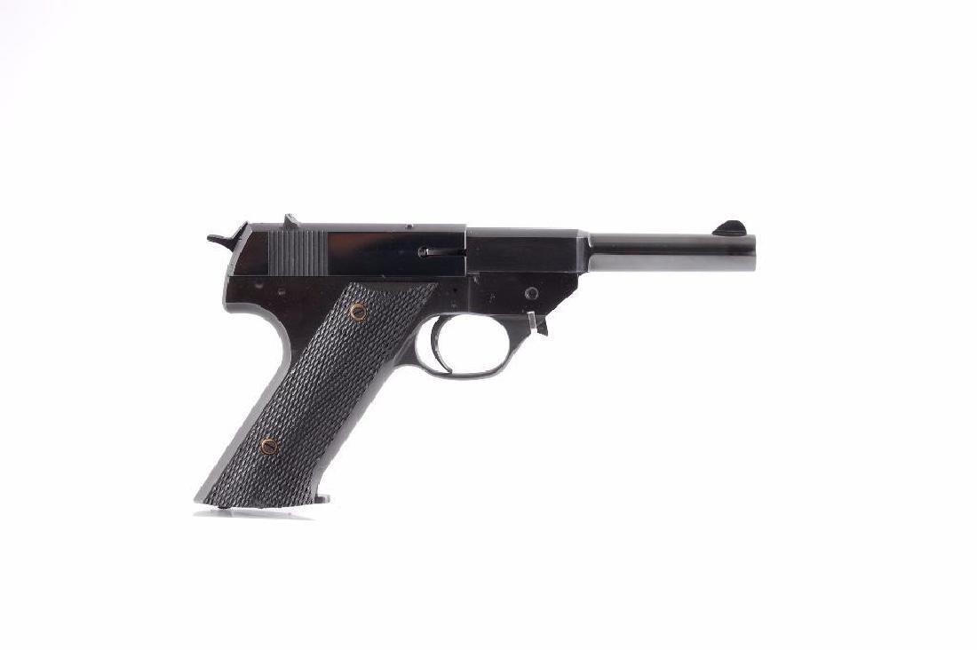 High Standard Model G .380 Cal. Semi Automatic Pistol - 3