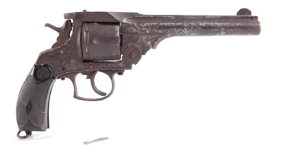 Belguim Made .44 Winchester Break Action Revolver