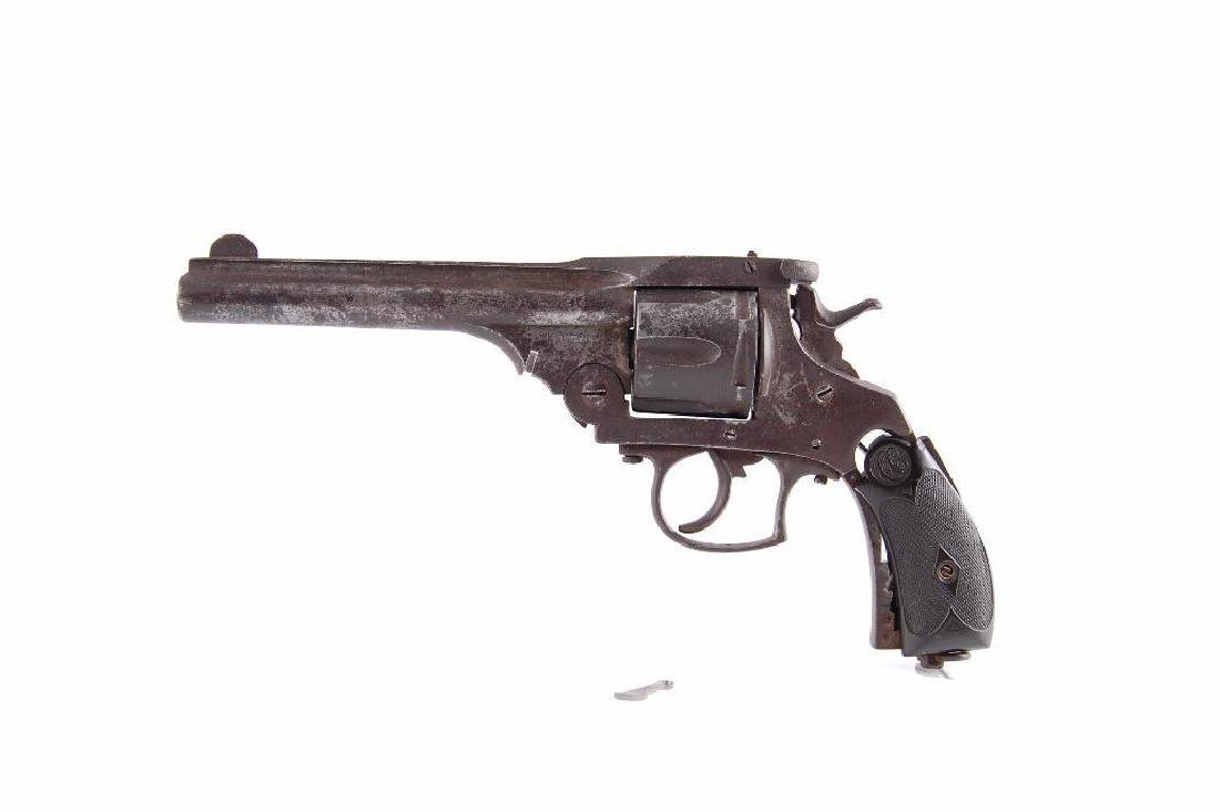 Belguim Made .44 Winchester Break Action Revolver - 2