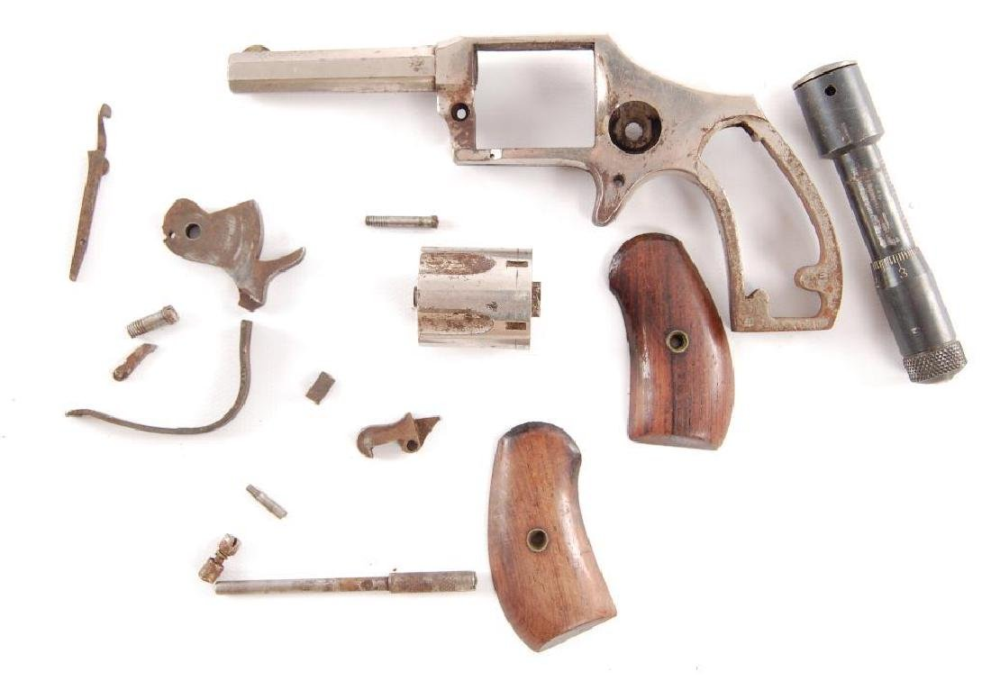 The Lee Arms Co. Red Jacket No.4 .32 Cal. Revolver