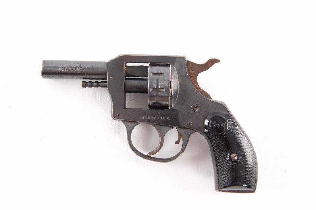 Harrington & Richardson Inc. Model 970 Starter Pistol - 3