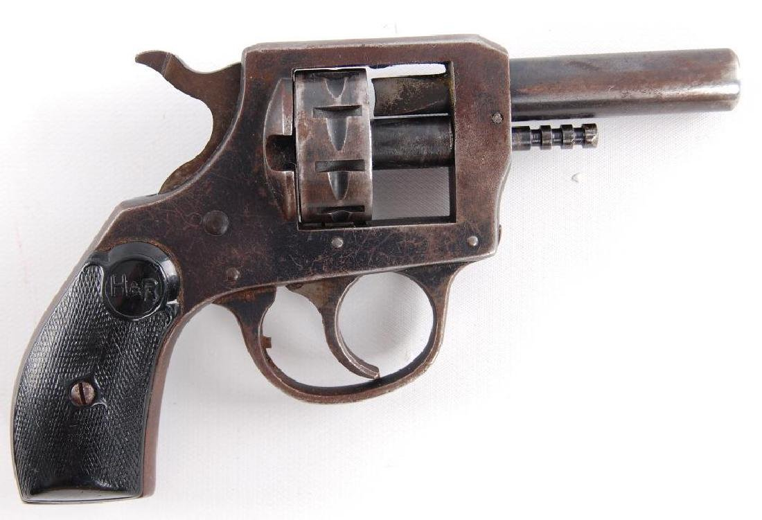 Harrington & Richardson Inc. Model 970 .22 Cal. Blank - 2