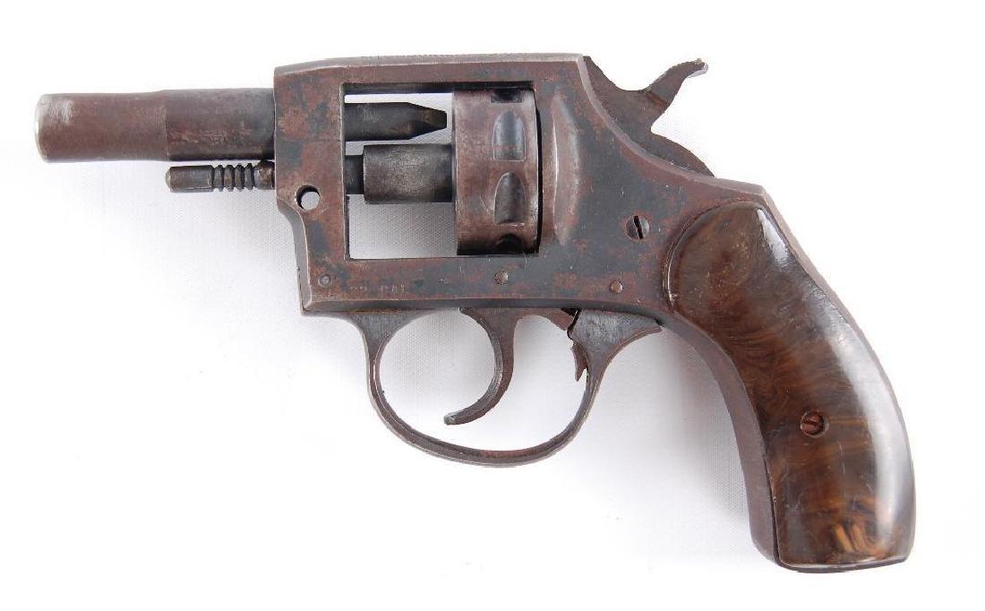 I.J. A & C WKS .22 Cal. Black Starter Pistol