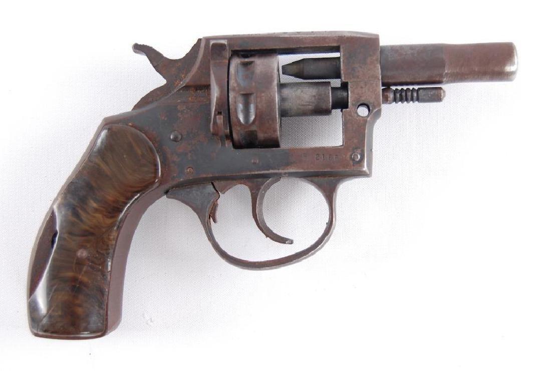 I.J. A & C WKS .22 Cal. Black Starter Pistol - 2