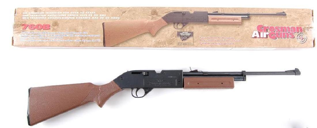 Crosman Air Guns 760B BB Gun with Original Box