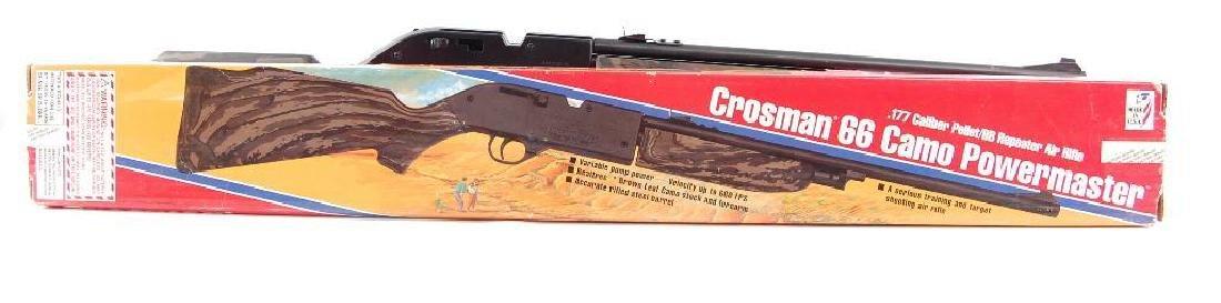 Crosman 66 Camo Powermaster .177 Cal. Pellet Gun with - 3