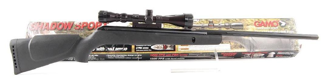 Gamo Sadow Sport Break Barrel Air Rifle with 3-9x40 - 2