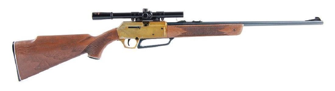 Ted Williams Model 799 BB Gun with Scope