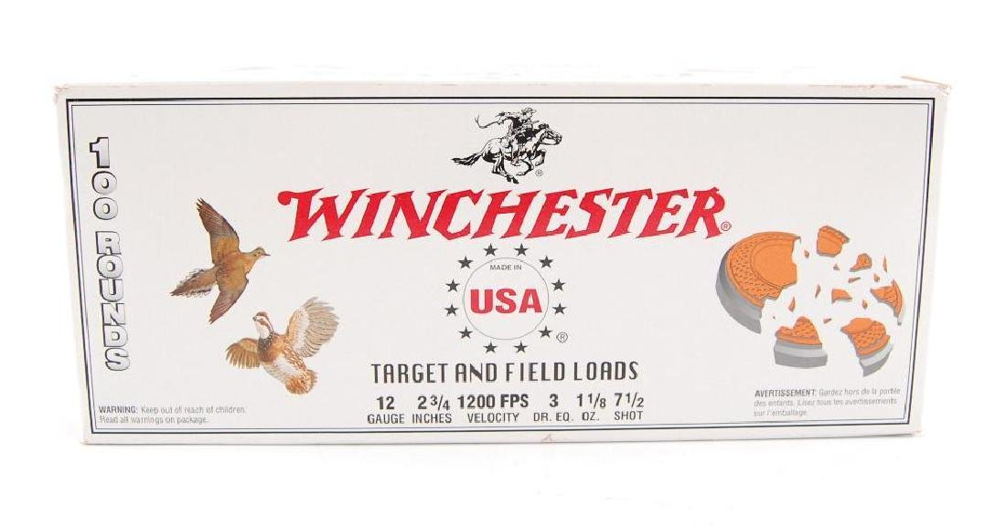Full Box of Winchester Target and Field Loads 12 GA 2