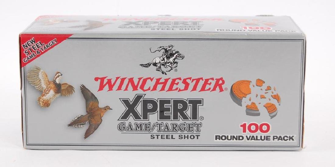 Full Box of Winchester Xpert Game and Target 12GA 2 3/4