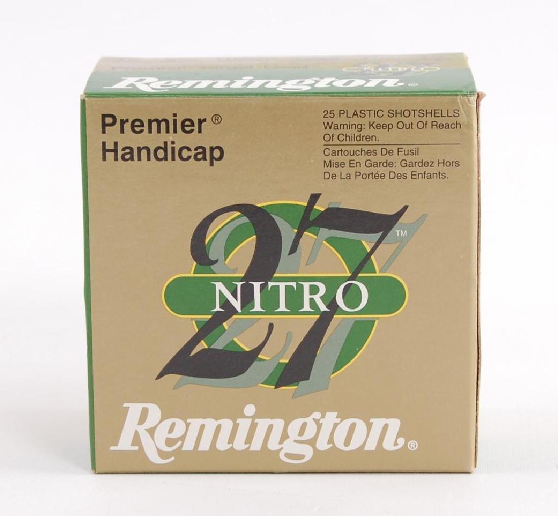 Full Box of Remington Nitro 27 Premier Handicap 12GA 2