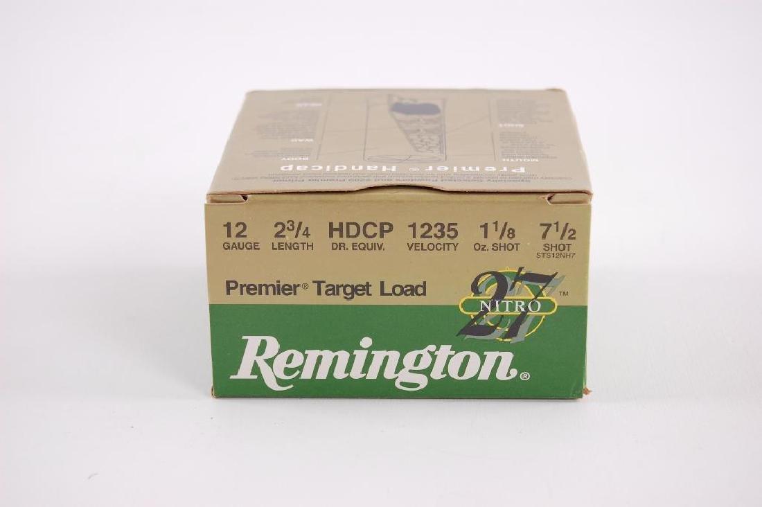 Full Box of Remington Nitro 27 Premier Handicap 12GA 2 - 2