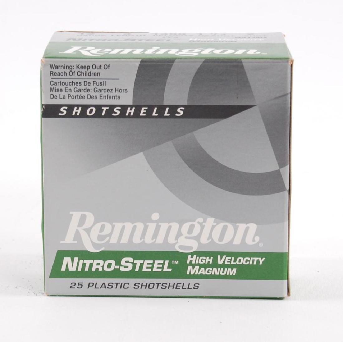 Full Box of Remington Nitro Steel High Celocity Magnum