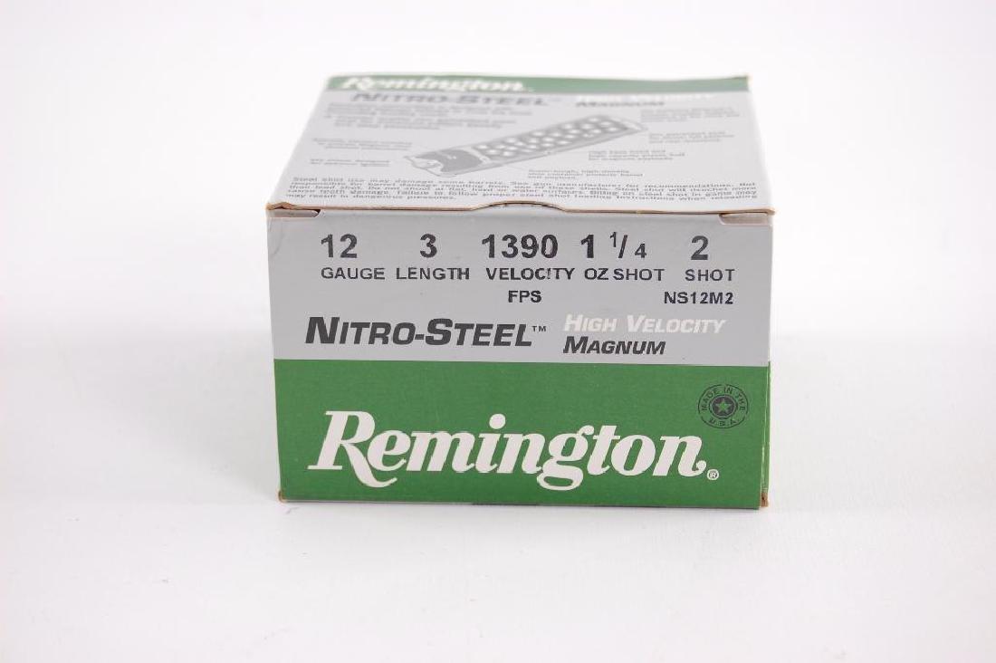 Full Box of Remington Nitro Steel High Celocity Magnum - 2