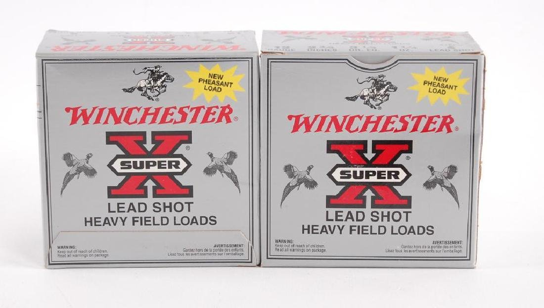 2 Full Boxes of Winchester Super X Heavy Field Loads