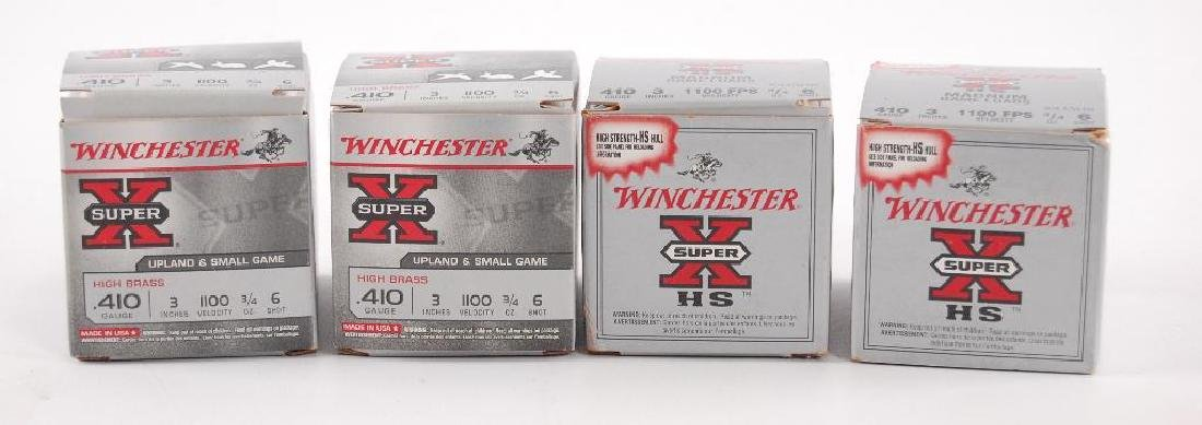 4 Full Boxes of Winchester Upland & Small Game and