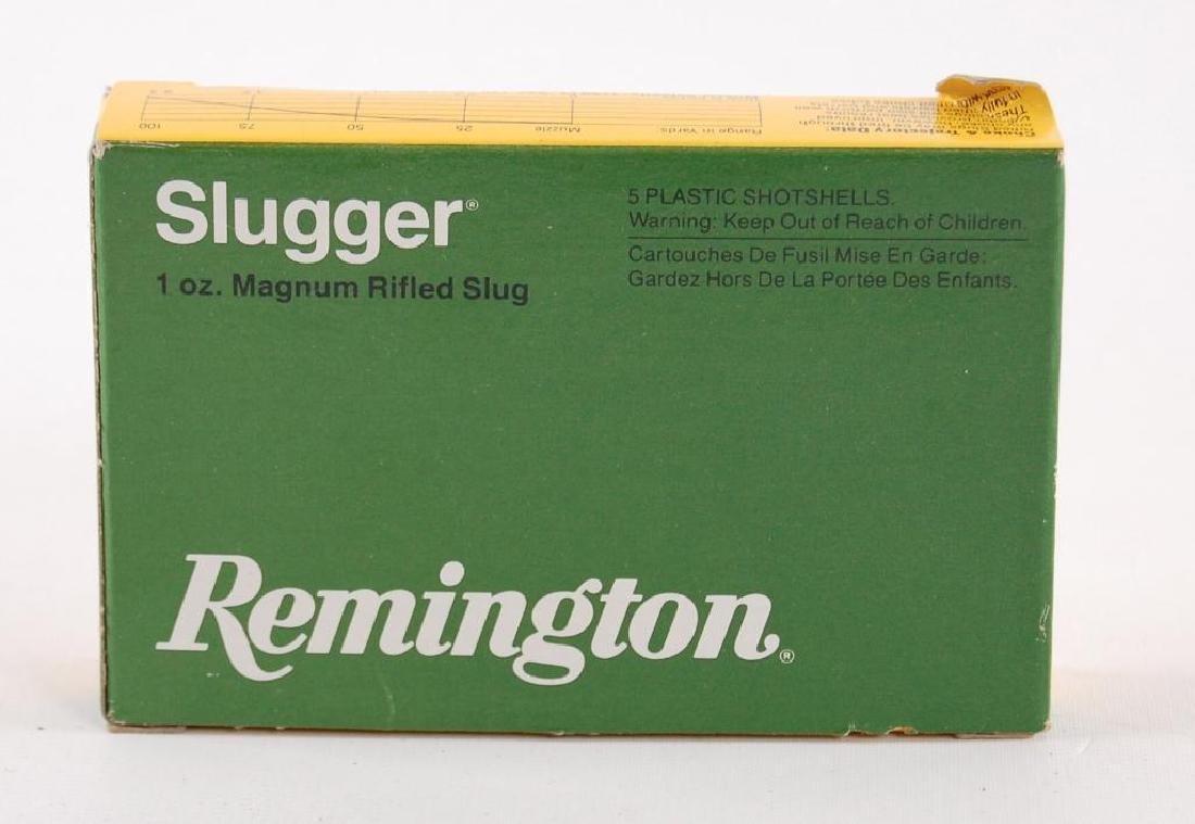 Full Box of Remington 12GA Slugger 3 in. Magnum Shotgun