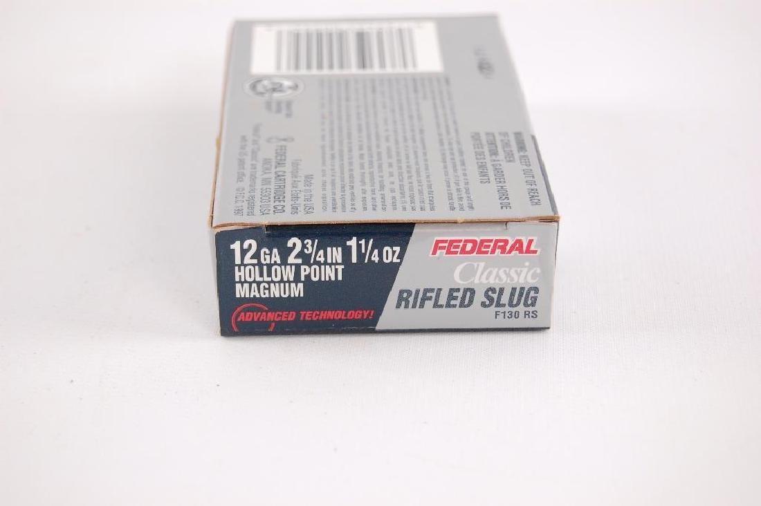 Full Box of Federal Classic Rifled Slug 12GA 2 3/4 in. - 2