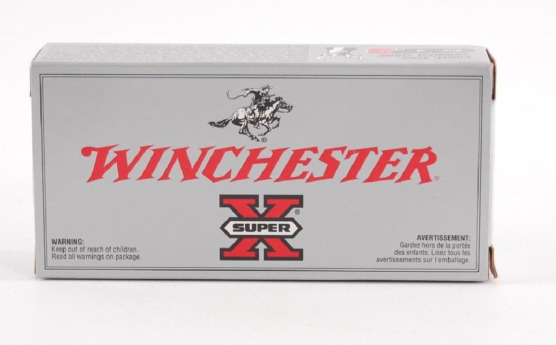 Full Box of Winchester 30-30 Win. 170 GR Power Point