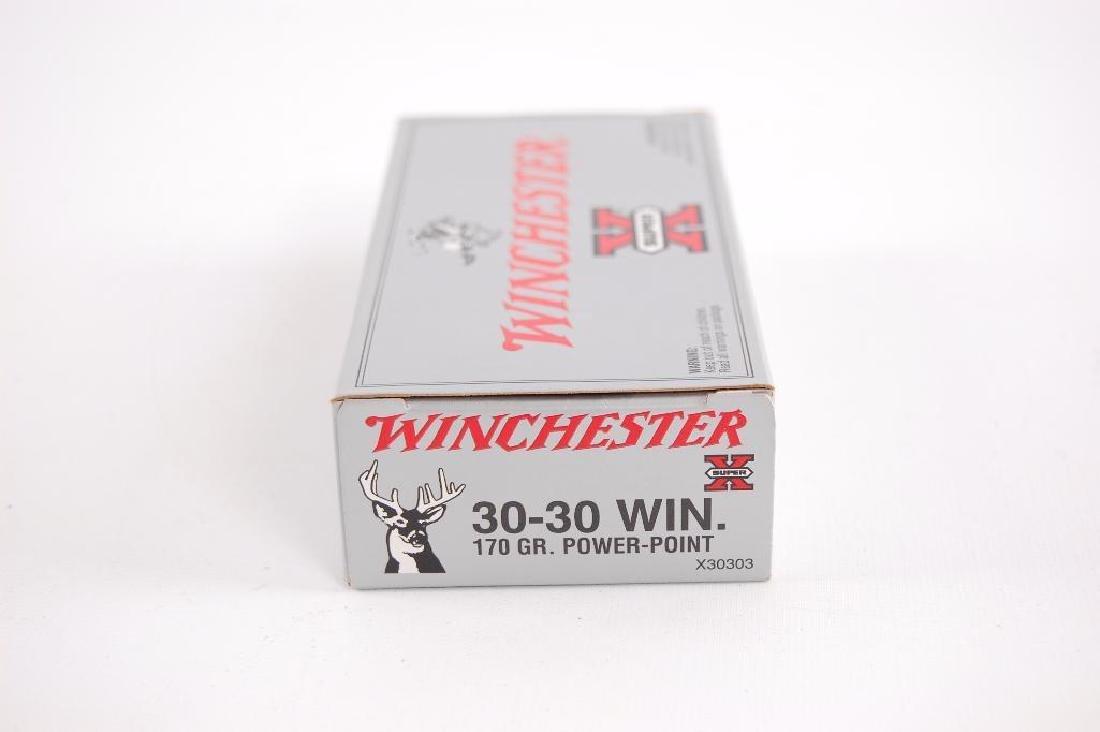 Full Box of Winchester 30-30 Win. 170 GR Power Point - 2