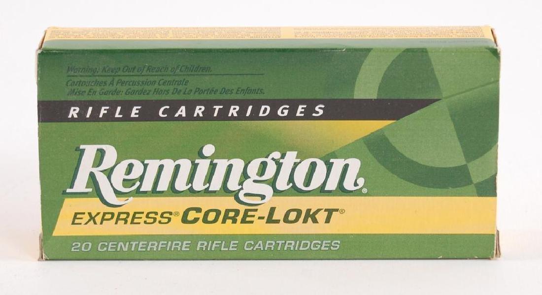 Full Box of Remington 30-30 Win. Express Corer-Lokt 170