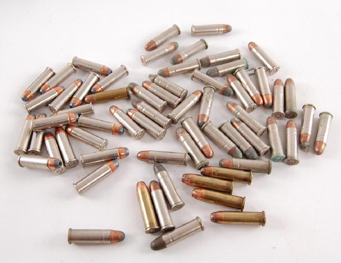 Group of 38 Special Ammunition