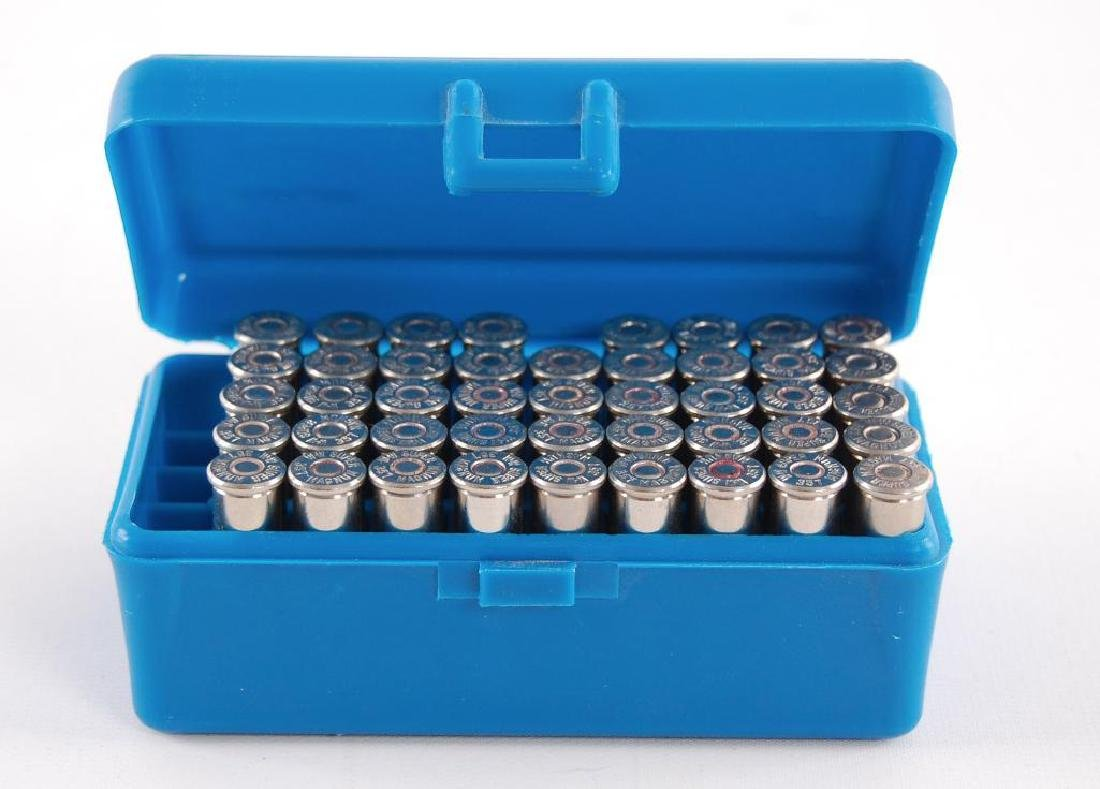 Partial Box of 357 Magnum Ammunition