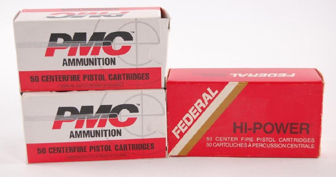 3 Full and Partial Boxes of 38 Special Brass Casings